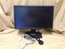 """Dell HD 22"""" LCD Computer Monitor U2212HMc .  Great condition    VGA DVI"""