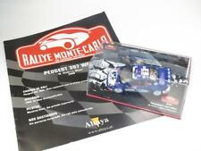 1/43 Diecast PEUGEOT 307 WRC Rallye Monte Carlo STOHL 2006 ALTAYA With Booklet