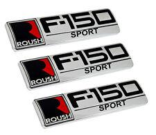 2004-2017 Ford Roush F-150 Sport Fender & Tailgate 3 Piece 8' x 2' Emblem Set