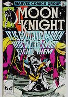 Moon Knight #7 Marvel 1981 VF Bronze Age Comic Book 1st Print