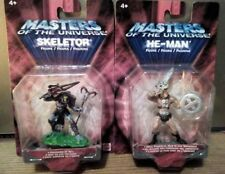 2002 Mattel Masters of the Universe MOTU Mini Figures Lot of 2 He-Man NIB