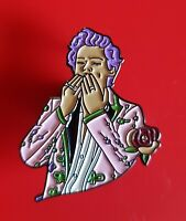 Harry Styles Pin One Direction Music Pin Enamel Retro Metal Brooch Badge Lapel