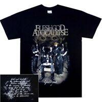 Fleshgod Apocalypse Epilogue Shirt S M L XL Official T-Shirt Death Metal Tshirt
