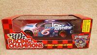 1998 Racing Champions 1:24 NASCAR Mark Martin Valvoline Cummings Ford Taurus #6