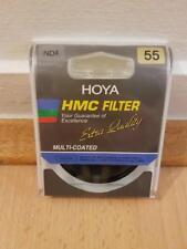 New Hoya HMC FILTER MULTI-COATED ND4/ 55mm
