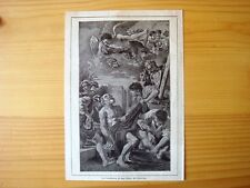 La Crocifissione di San Pietro, quadro di G.F. Barbieri, detto il Guercino