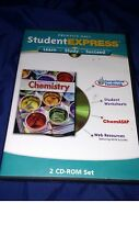 Prentice Hall Student Express CHEMISTRY 2 CD-Rom Set Interactive Textbook