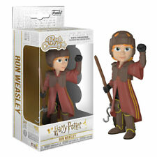 Harry Potter-Ron Weasley in Quidditch Robes Rock Candy Figura in vinile * Nuovo di Zecca