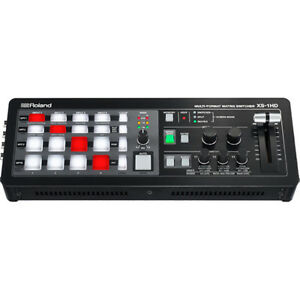 NEW Roland XS-1HD Multi-Format Matrix Switcher with 4 HDMI Inputs and Outputs