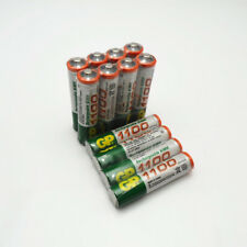 Hot Sale!! 12pcs High Power AAA HR03 1100MAH/1.2V GP Rechargeable NiMH Battery