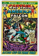 Marvel - CAPTAIN AMERICA #146 - FN Feb 1972 Vintage Comic