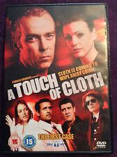 A TOUCH OF CLOTH  DVD  RARE  Region 2 PAL John Hannah  Suranne Jones