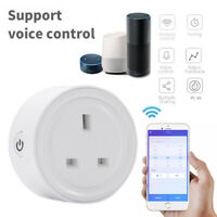 Wireless WiFi Smart Plug Sockets Power Socket for eWeLink Alexa Google Home jo3s