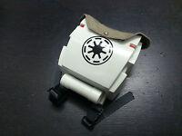 Sideshow 1/6 Star Wars White Clone Trooper 2.0 Shiny Perfect Backpack