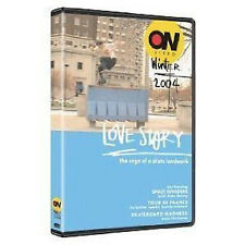 On Video Winter 2004 Love Story Skateboarding Skate DVD Movie Video Sports