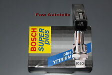 4 x Bosch  Zündkerze WR6DC+ Super Plus +12 Kerze Audi  Seat  VW  Fiat  Skoda