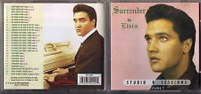 Elvis PRESLEY CD Surrender By Elvis-Studio B Sessions-Gospel blooper