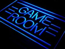 i338-b GAME ROOM Displays Toys TV Neon Light Sign