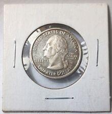 2007 S Silver Proof Washington Statehood Quarter 25 Cents