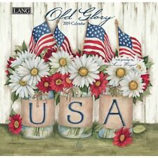 2019 Old Glory Mini Wall Calendar, Susan Winget by Lang Companies