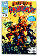 |•.•| DEFENDERS OF DYNATRON CITY • Issue 1 • Marvel Comics