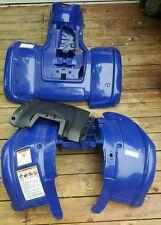 YAMAHA RAPTOR #1C5 2161100-Blue body shell▪NOW 4PC▪ -parts-4WHEELER ATV