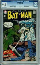 BATMAN 216 CGC 9.6 WP PACIFIC COAST PEDIGREE RARE 1of6 Silver Age DC COMICS 1969