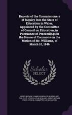 Reports of the Commissioners of Inquiry Into the State of Education in Wales, Ap