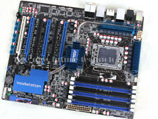 Placa madre ASUS P6T6 WS Revolución, Lga 1366, Intel X58 chipset, DDR3 de memoria