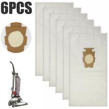 6pcs Universal HEPA Cloth Bags Fit for Kirby Vacuum F Style Avalir Sentria G10