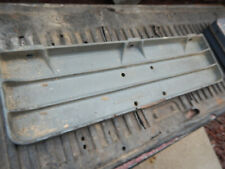 Older Delta Unisaw Table Saw Wood Shaper Cast Iron Extension Wing Lot A