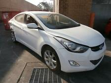 HYUNDAI ELANTRA HEATER/AC CONTROLS MD, CLIMATE CONTROL TYPE, W/ SILVER BUTTONS,