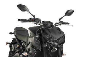 Yamaha MT-09 (2013-2020) - Puig Windshield Naked New Generation Sport Plus