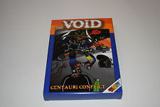 THE VOID COLECOVISION Game CARTRIDGE NEW In Box With Serial Number