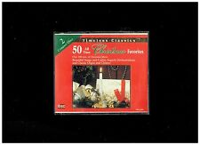 50 All Time Christmas Favorites by Various Artists (2 CD Box Set)