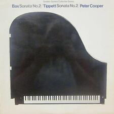 Bax/Mozart/Tippett(Vinyl LP)Sonatas-Pye Golden Guinea-GGC 4085-UK-VG+/Ex
