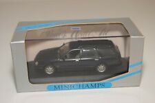 A2 1:43 MINICHAMPS FORD SCORPIO BREAK 1995 METALLIC BLUE MINT BOXED