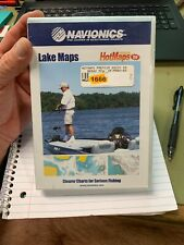 Brand New Sealed Navionics Hotmaps Premium Lake Maps for the South  (A6 1666)