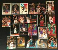 Joe Dumars-DET Pistons-21 Cards-1990-98-Fleer/Skybox/NBA Hoops/Topps/Upper Deck