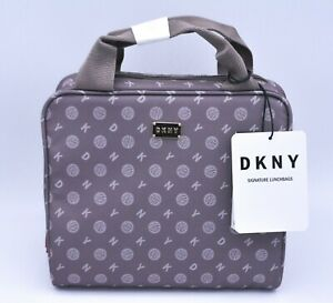 DKNY Signature Tote Lunch Bag In Beige DKNY Logo Insulated New With Tags RRP £60