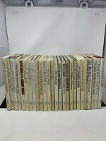 Lot of 26 Vintage National Geographic Society Nature Books Hardcover Dust Jacket