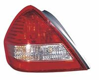 for 2007 - 2011 driver side Nissan Versa Rear Tail Light Assembly Replacement