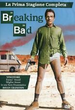 Sony Pictures Breaking Bad - Stagione 01 (3 Dvd)