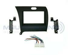 Radio Stereo Installation Mounting Dash Kit Combo 2DIN + Wire Harness K20