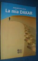 5) Jean Baptiste Leccia ( Book - Libro ) LA MIA DAKAR - Ediz. Modu Modu 2016