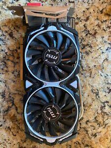 -*- MSI Radeon RX 570 4GB GDDR5 Graphic Card (RX 570 ARMOR 4G OC) -*-