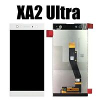 For Sony Xperia XA2 Ultra H4223 H3223 Lcd Screen Display Touch Digitizer Silver