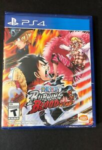 One Piece [ Burning Blood ] (PS4) NEW