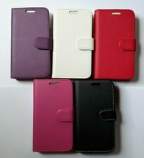Book, wallet style PU leather flip phone case, cover for Sony Xperia E1 - D2005