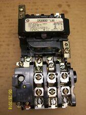 GE CR306B0 STARTER CONTACTOR 115/120 COIL  CR306B0**LAA